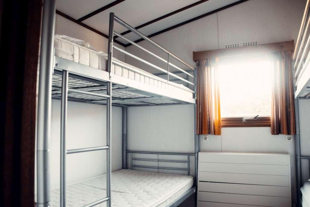 chalet 16 persoons slaapkamer